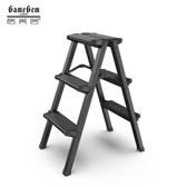 家用人字梯加厚摺疊鋁合金梯子多功能樓梯室內外移動輕巧便攜梯凳 科炫數位