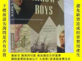 二手書博民逛書店英文原版16開插圖本罕見BARROW S BOYS:A stir