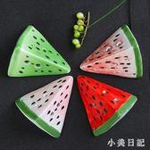 6孔水果系列造型陶笛 6孔陶笛 蘋果桃子西瓜陶笛 js6129『小美日記』