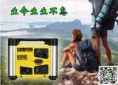 發電機 汽油發電機2KW220V家用房車戶外小型數碼變頻便攜式超靜音發電機  igo阿薩布魯