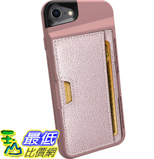 [8美國直購] 保護殼 Smartish iPhone 7 Plus/8 Plus Wallet Case Slayer Vol. 2 [Slim Protective Kickstand]
