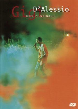 吉吉達雷西歐 拿波里現場實況 DVD (音樂影片購)