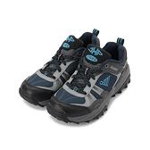 JUMP 戶外防潑水運動鞋 藍 JP2006B 大童鞋 鞋全家福