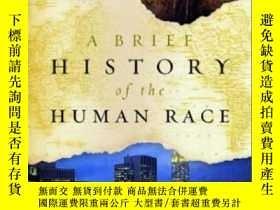二手書博民逛書店A罕見Brief History Of The Human RaceY256260 Cook, Michael