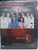 R02-008#正版DVD#急診室的春天 第四季(第4季) 6碟#影集#影音專賣店