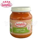倍優 babybio 紅蘿蔔蔬菜泥 /果泥