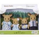 日本 EPOCH森林家族 鹿鹿家庭組 EP14410