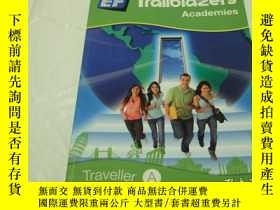 二手書博民逛書店EF罕見trailblazers academies Trave