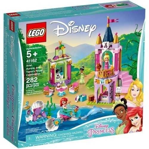 LEGO 樂高 Disney Princess 迪士尼公主系列 Royal Celebration 皇家慶典 41162