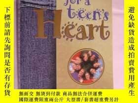 二手書博民逛書店Stories罕見for a teens Heart:over