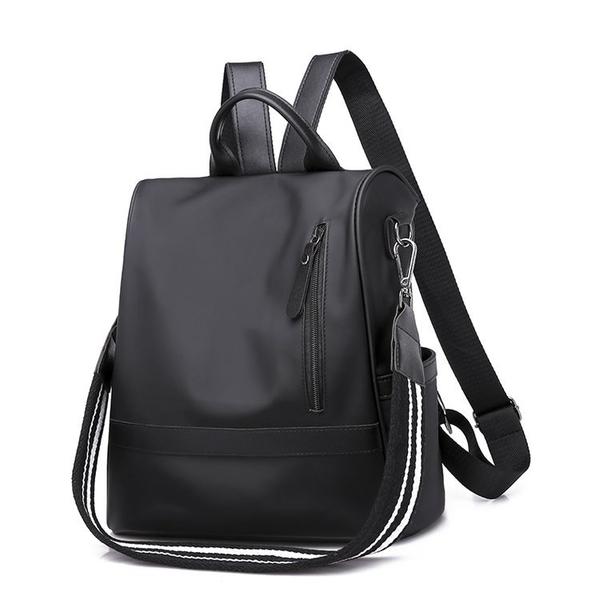 【現貨】女包包  兩用包  新款韓風防水防盜牛津布後背包 可當側背包  編號 312 宣言