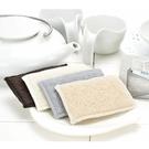 日式洗潔布4入 餐具清潔 菜瓜布 洗碗布 刷鍋子 洗碗 刷水槽 除垢刷 不鏽鋼用 衛浴清潔用 去汙刷