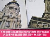 二手書博民逛書店罕見映像歐洲(不可不去的馬德裏景點、不可不去的巴黎景點)2本合集Y421301
