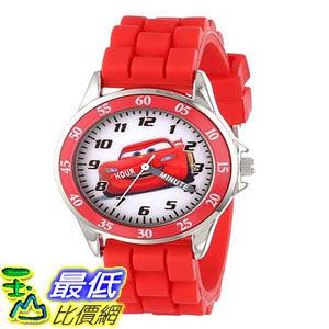 [103美國直購] Kids' CZ1009 迪士尼 官方 手錶 汽車總動員 Time Teacher Cars Lightning McQueen $577
