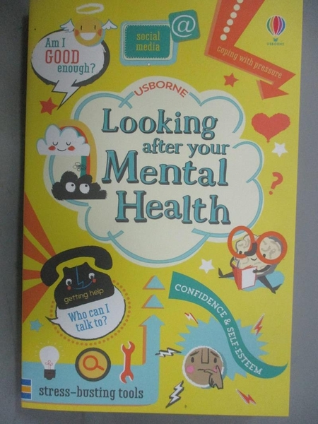 【書寶二手書T2/兒童文學_HRE】Looking After Your Mental Health_Alice Jam