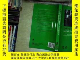 二手書博民逛書店making罕見sense of social developm