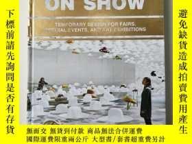 二手書博民逛書店On罕見Show - Temporary Design for