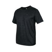 FIRESTAR 男彈性圓領短袖T恤(吸濕排汗 慢跑 路跑 運動上衣 免運 ≡排汗專家≡