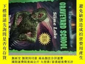 二手書博民逛書店Graveyard罕見school slime lakeY174