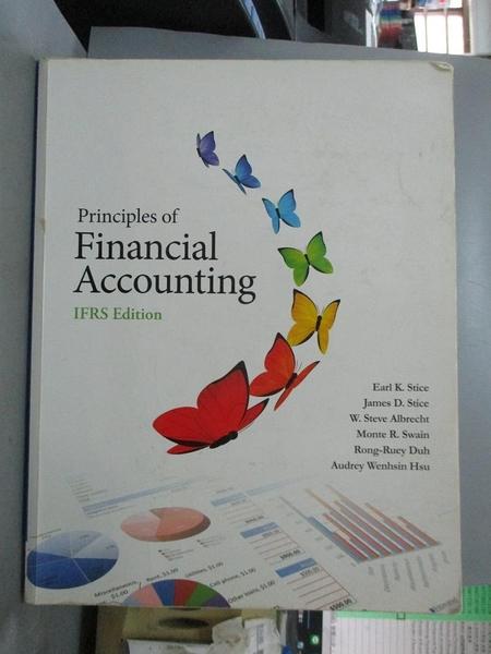 【書寶二手書T4/大學商學_EBO】Principles of financial accounting IFRS Edition_Earl K. Stice, etc