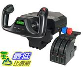 [美國直購 ShopUSA] 賽鈦客專業飛行軛與三節流杆Logitech Gaming G Saitek PRO Flight Yoke System