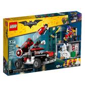 70921【LEGO 樂高積木】樂高蝙蝠俠電影 哈莉·奎茵大砲攻擊 Harley Quinn Cannonball Attack