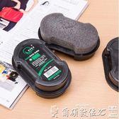 擦鞋神器6個鞋擦皮鞋保養增亮神器雙面海綿擦鞋無色鞋蠟鞋油刷子 爾碩數位3c