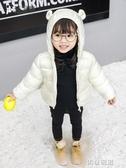 棉服-嬰兒棉衣男寶寶冬裝兒童輕薄棉服保暖可愛耳朵小童女寶寶棉襖外套 依夏嚴選