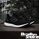 ADIDAS Ultra boost 3.0 LTD 黑白 皮革編織 慢跑鞋 男 (布魯克林) 2018/3月 BA8924