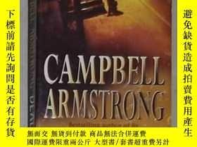 二手書博民逛書店英文原版罕見Deadline by CAMPBELL ARMST
