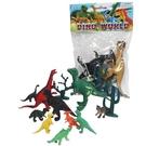 恐龍公仔 侏儸紀恐龍玩具 F286/一袋...