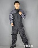 品牌摩托車騎行服連身雨衣單人摩托車雨衣單人男騎行賽車『艾麗花園』