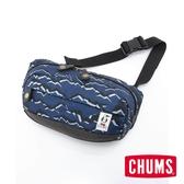 CHUMS 日本 Bozeman Fanny 腰包 金屬山-CH602399Z123