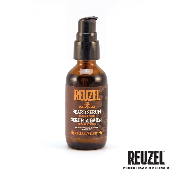REUZEL Clean & Fresh Beard Serum 毛髮滋養賦活精華 50g