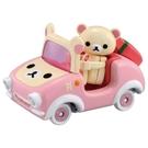 【震撼精品百貨】多美_TOMICA~Dream TOMICA 迪士尼騎乘系列-懶熊妹汽車#96835