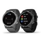 GARMIN vivoactive 4 GPS 智慧腕錶(贈保貼+下標折扣)