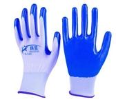 手套勞保工作耐磨橡膠