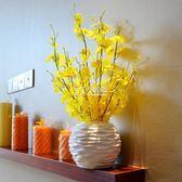 仿真花 跳舞蘭套裝客廳餐桌裝飾花 假花擺件絹花塑料花插花裝飾花 卡菲婭