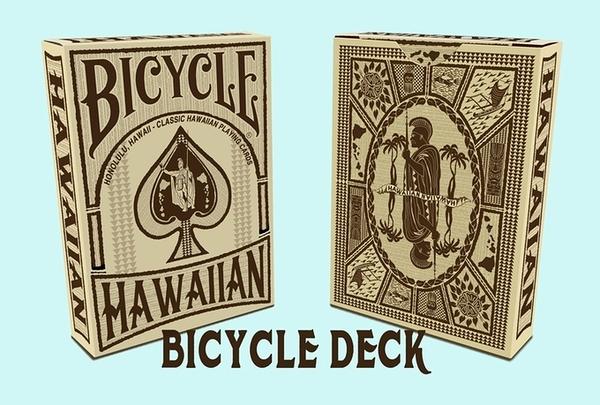 【USPCC 撲克】Bicycle Hawaiian
