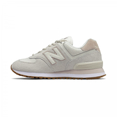 New Balance 女款 白粉色 經典復古 休閒鞋 WL574SAY