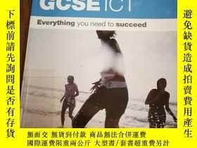二手書博民逛書店GCSE罕見ICT (Revision Guide)Y12800