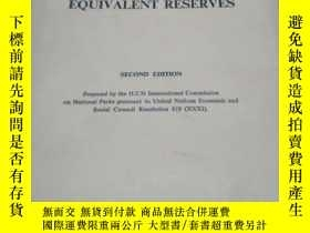 二手書博民逛書店UNITED罕見NATIONS LIST OF NATIONAL PARKS AND EQUIVALENT RES