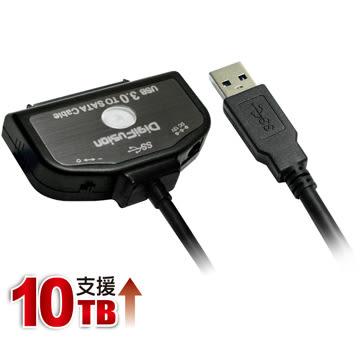 [哈GAME族]可刷卡 滿額$600免運 伽利略 精裝版 SATA TO USB3.0 光速線 5Gbps U3TSIO-01 現貨供應