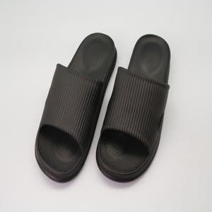 81021悠活緩壓室外拖鞋-粉