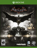 X1 蝙蝠俠:阿卡漢騎士(英文版)