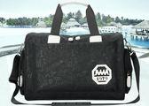 旅行袋旅行包輕便女短途手提包