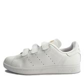 Adidas Stan Smith CF [S75188] 男女鞋 運動 休閒 復古 經典 潮流 愛迪達 白金 魔鬼氈