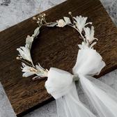頭飾 新娘頭飾森系韓式