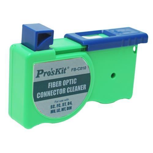 Pro'sKit寶工光纖清潔盒FB-C010