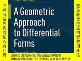 二手書博民逛書店A罕見Geometric Approach To Differential Forms-微分形式的幾何方法Y4